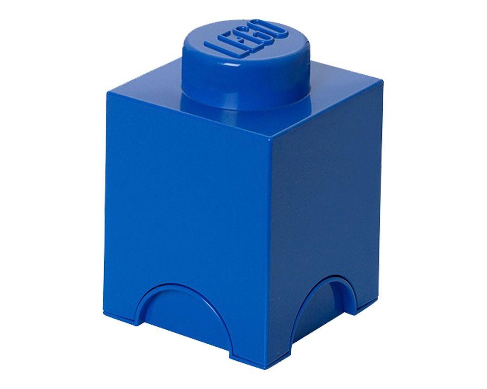 LEGO Set 5003565-1 1 stud Blue Storage Brick (LEGO - Model)