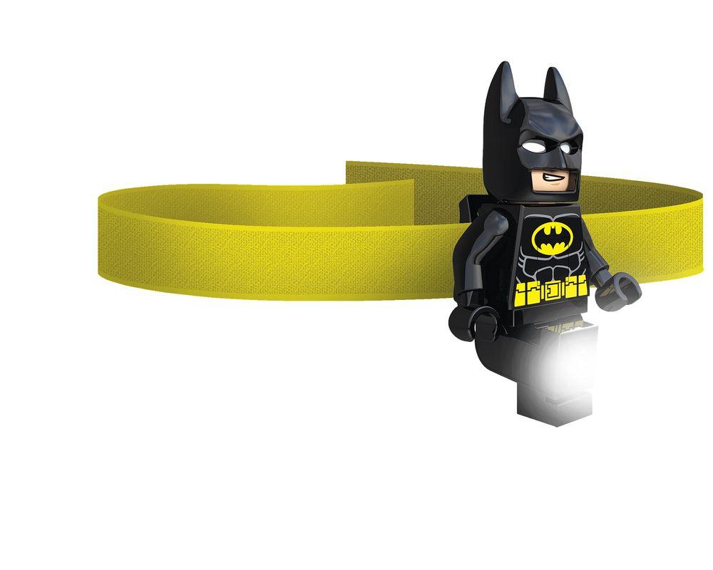 LEGO Set 5003579-1 Batman Head Lamp (Model - A-Model)