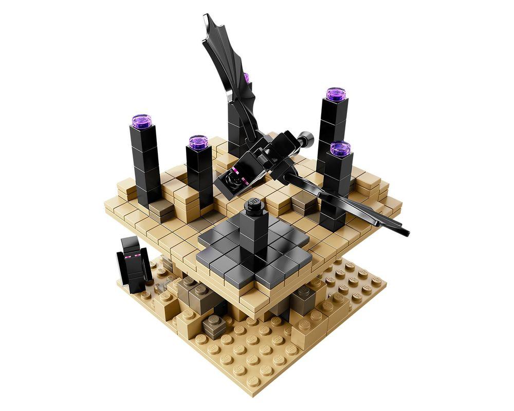 LEGO Set 5004192-1 Minecraft Micro World Collection