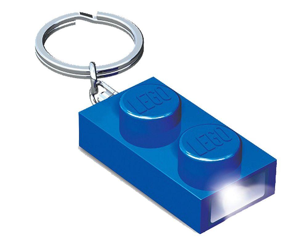 LEGO Set 5004262-1 1x2 Brick Key Light (Blue) (Model - A-Model)