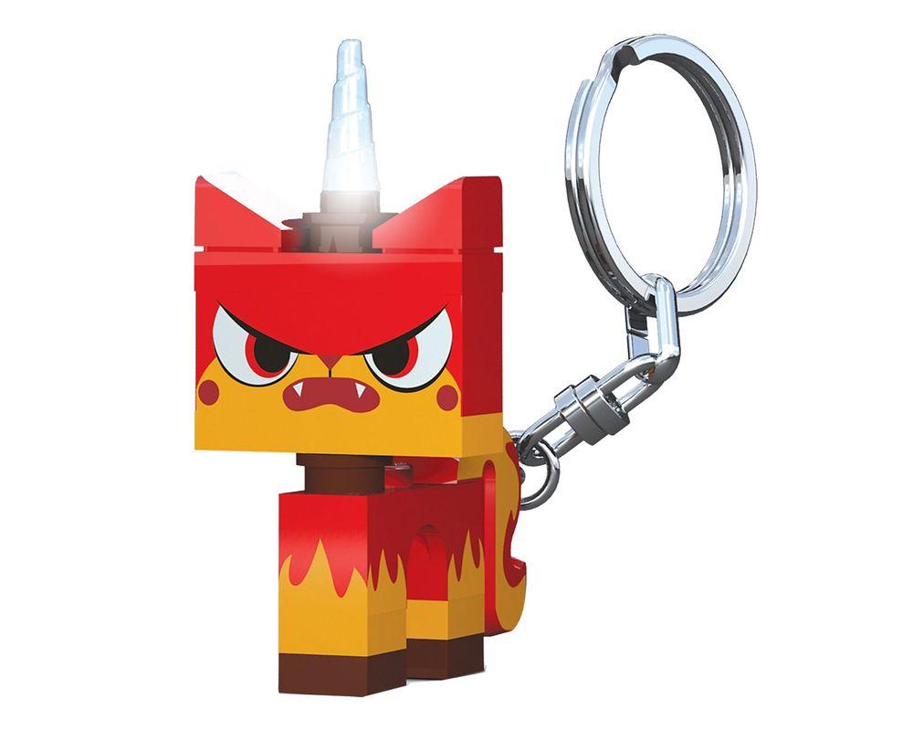 LEGO Set 5004281-1 Angry Kitty Key Light
