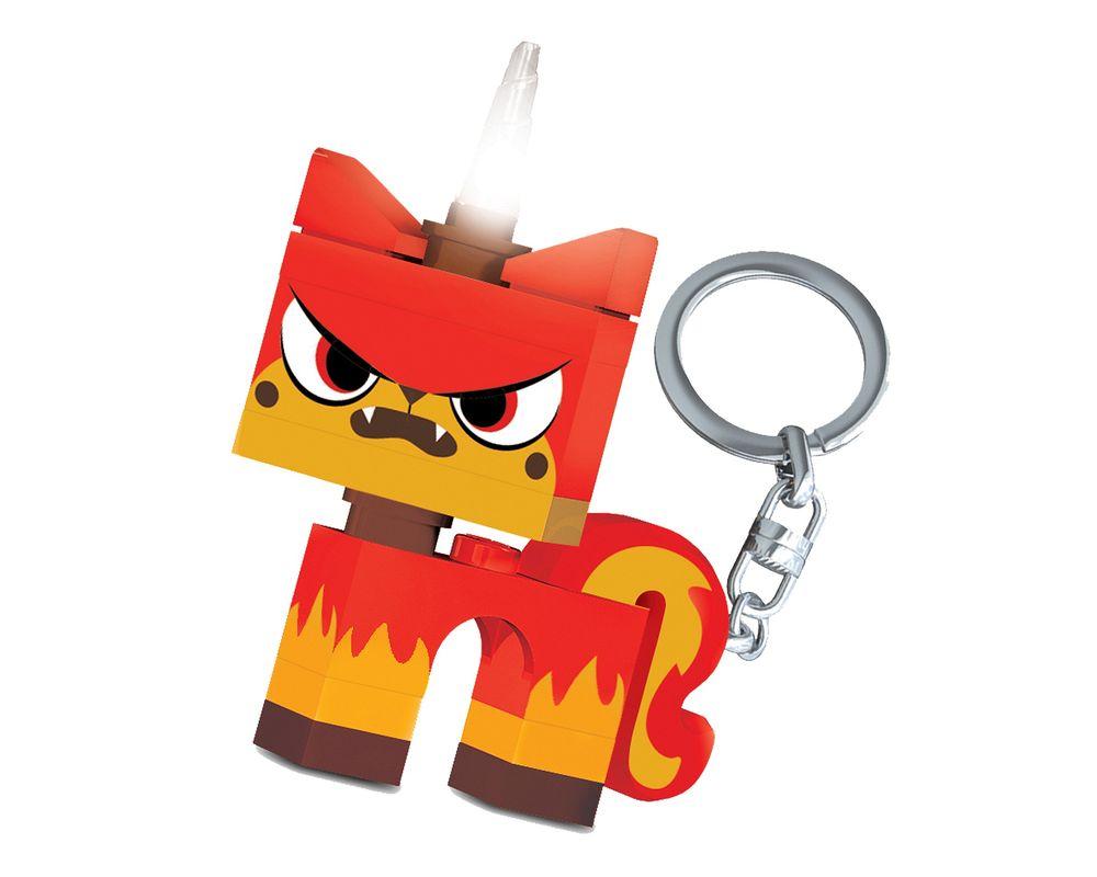 LEGO Set 5004281-1 Angry Kitty Key Light (LEGO - Model)