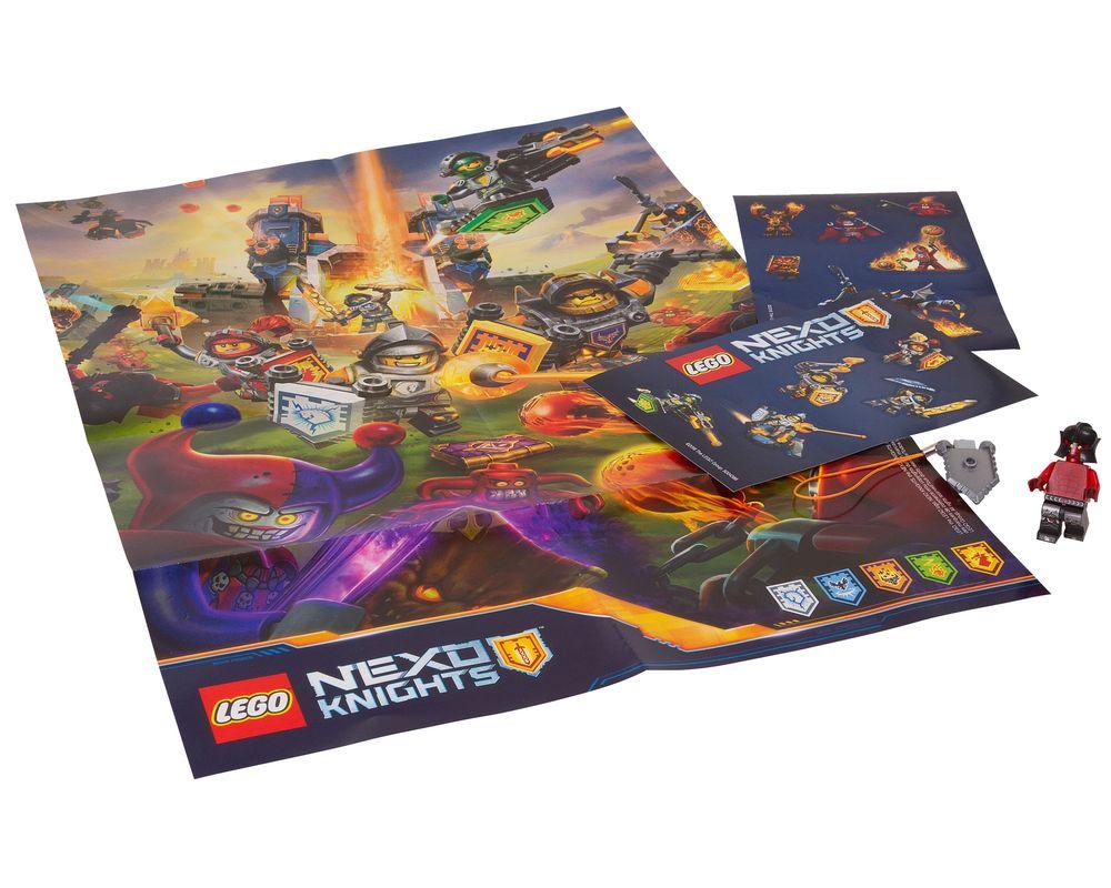 LEGO Set 5004388-1 Nexo Knights Intro Pack (LEGO - Model)