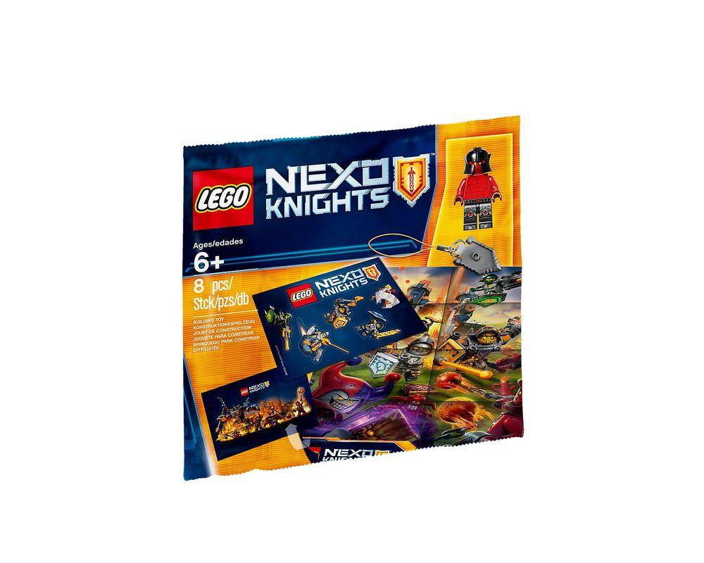 LEGO Set 5004388-1 Nexo Knights Intro Pack