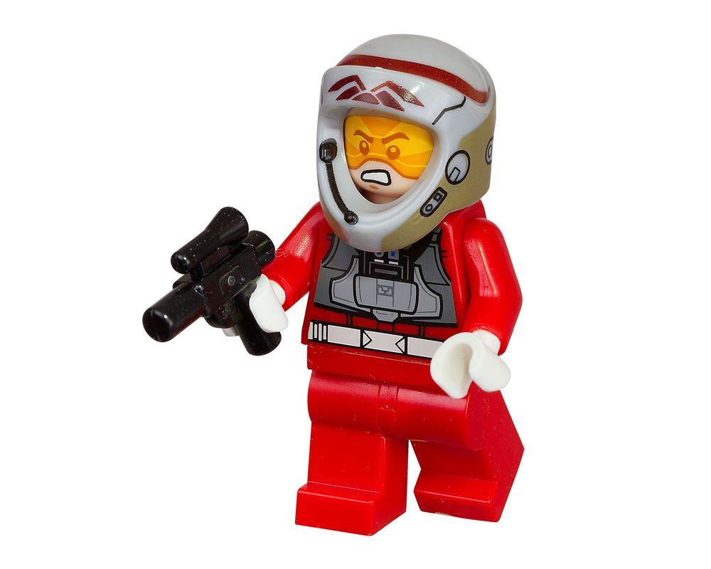 LEGO Set 5004408-1 Rebel A-wing Pilot