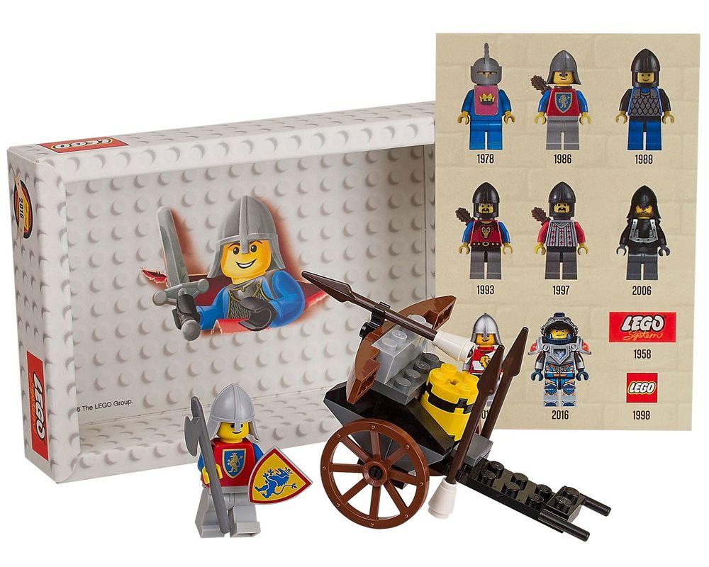 LEGO Set 5004419-1 Classic Knights Minifigure (Model - A-Model)