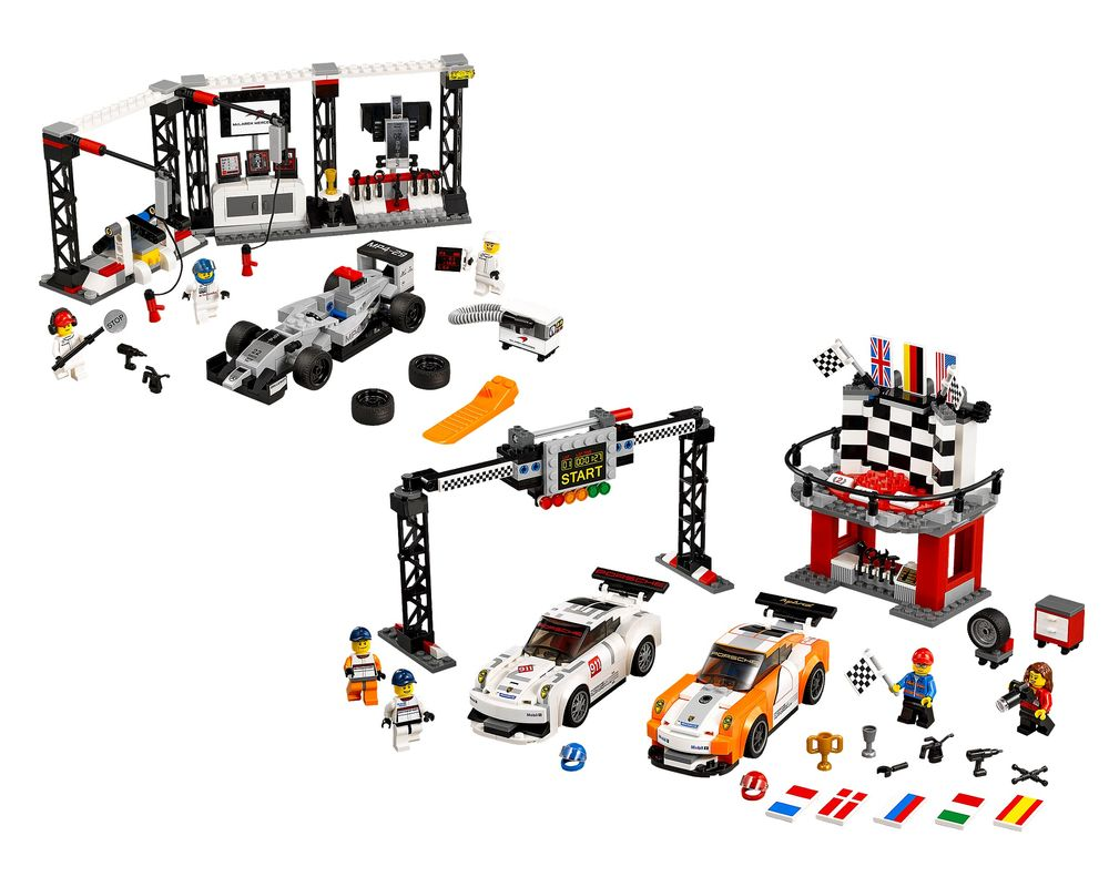 LEGO Set 5004559-1 Speed Champions Collection 2 (Model - A-Model)