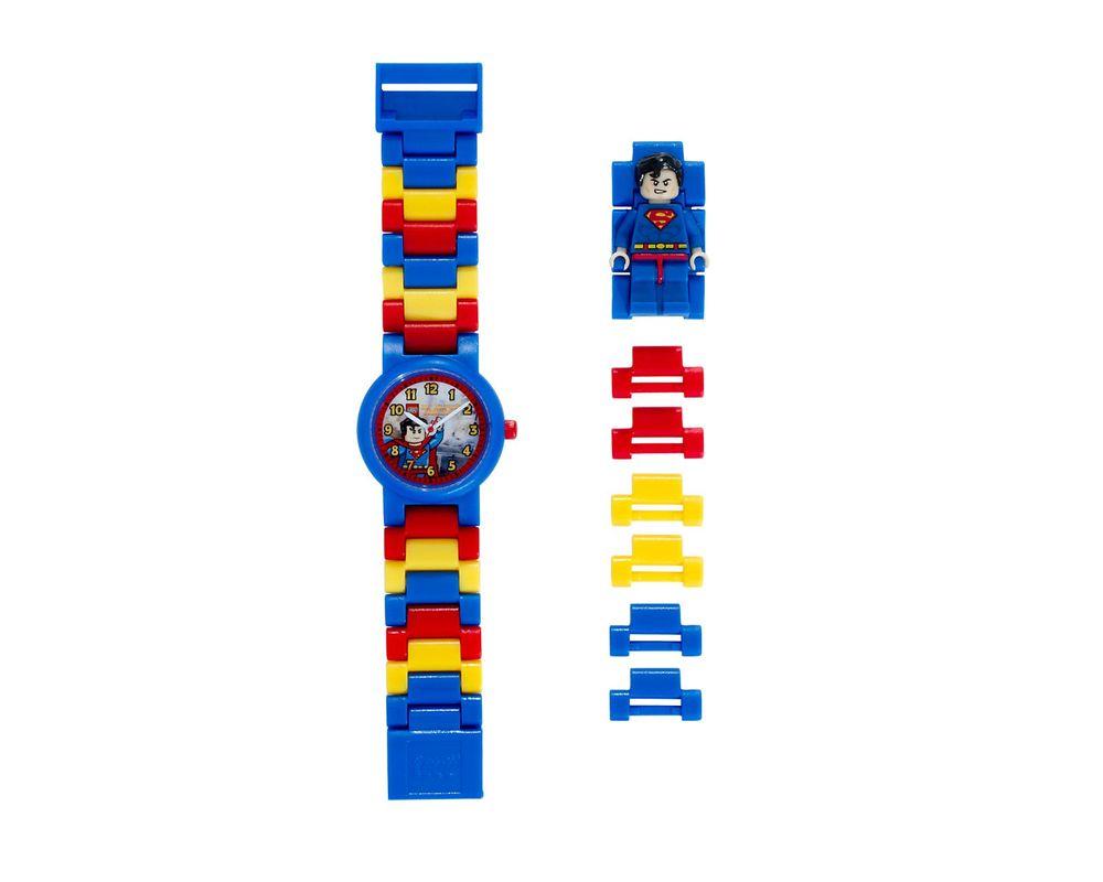 LEGO Set 5004603-1 Superman Minifigure Link Watch