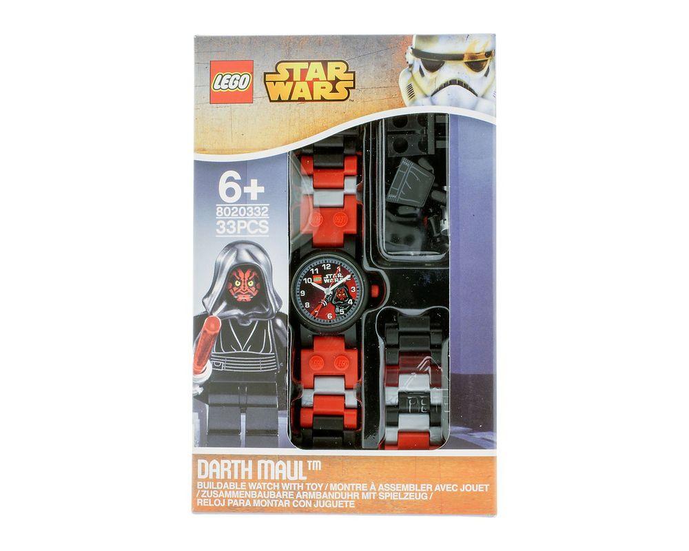 LEGO Set 5004606-1 Darth Maul Watch