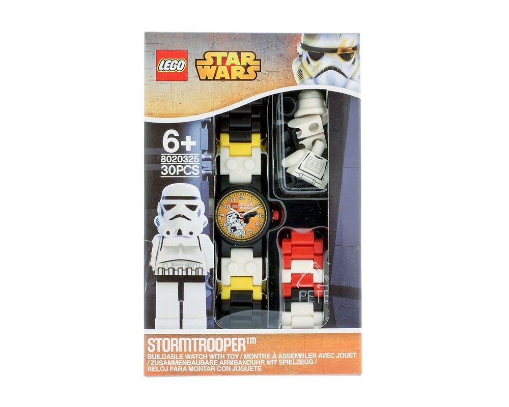 LEGO Set 5004609-1 Stormtrooper Minifigure Link Watch