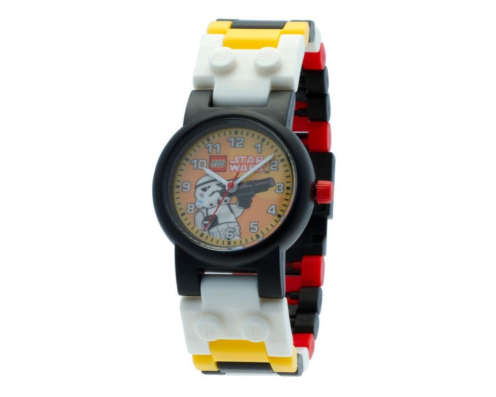 LEGO Set 5004609-1 Stormtrooper Minifigure Link Watch (Model - A-Model)