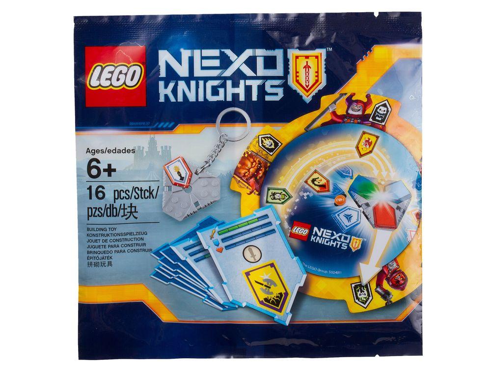 LEGO 5004911-1 Crafting Kit (2017 Nexo Knights