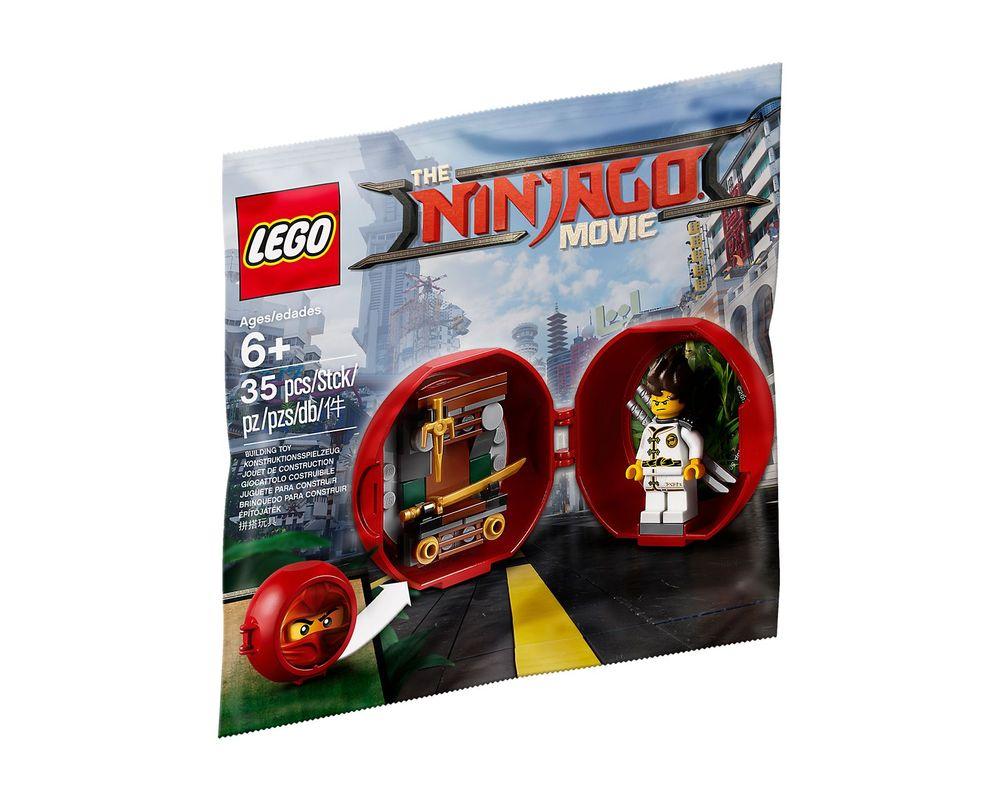 LEGO Set 5004916-1 Kai's Dojo Pod
