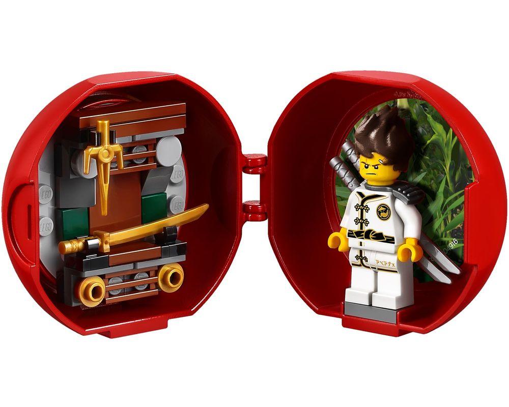 LEGO Set 5004916-1 Kai's Dojo Pod (Model - A-Model)