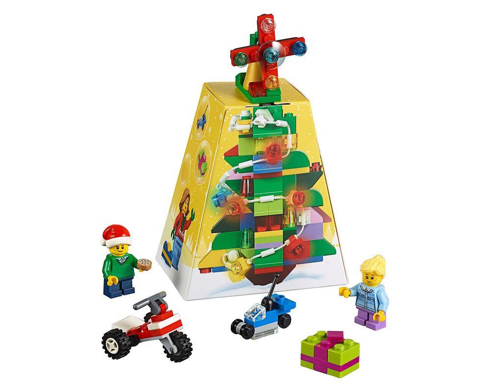 LEGO Set 5004934-1 Christmas Ornament