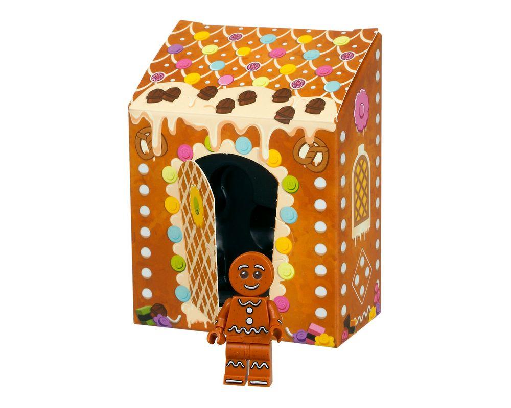 LEGO Set 5005156-1 Gingerbread Man