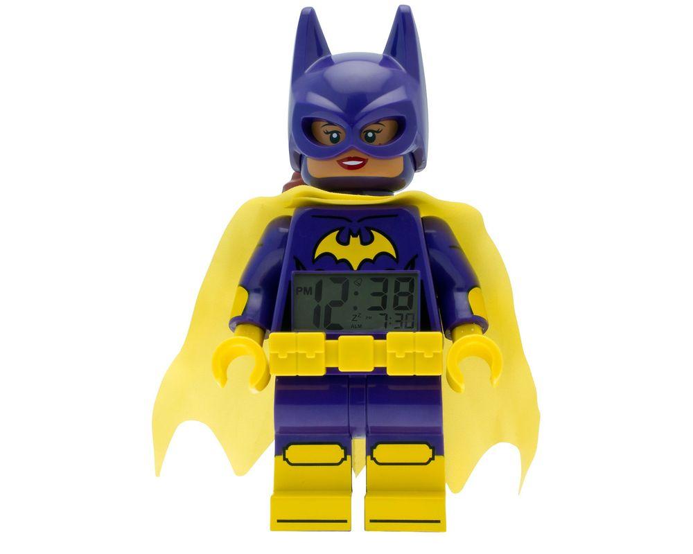 LEGO Set 5005226-1 Batgirl Minifigure Alarm Clock