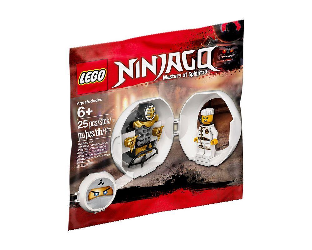 LEGO Set 5005230-1 Zane's Kendo Training Pod
