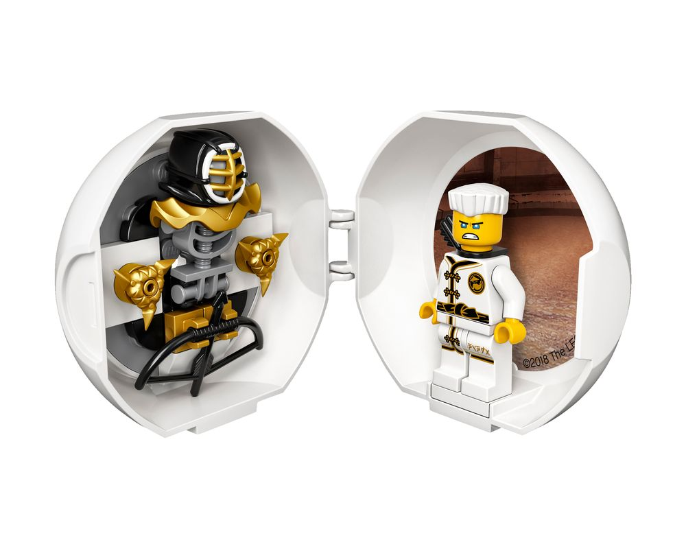 LEGO Set 5005230-1 Zane's Kendo Training Pod (LEGO - Model)