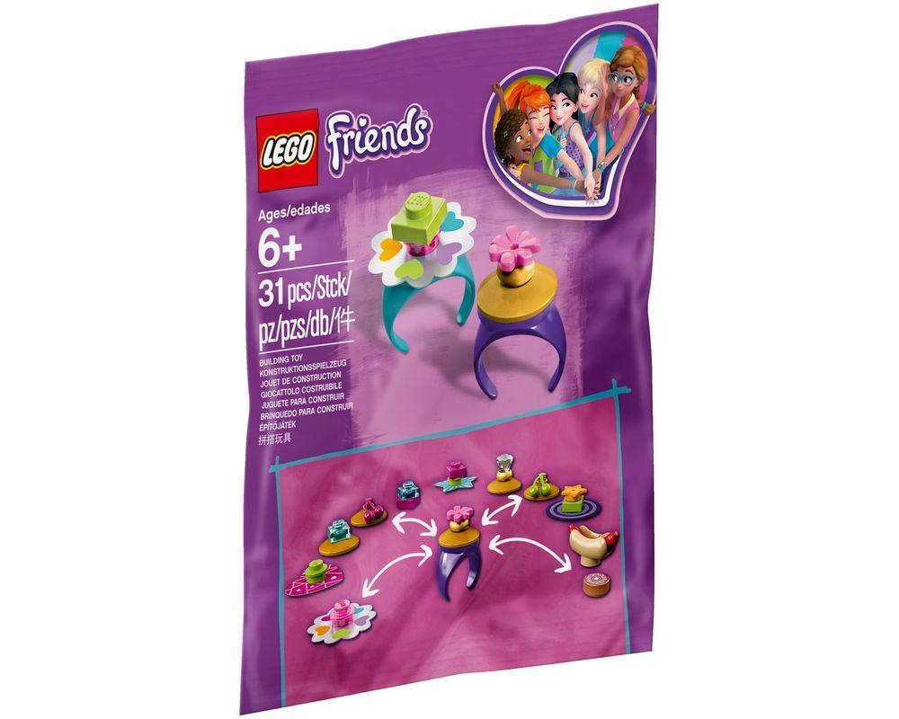 LEGO Set 5005237-1 Friendship Rings (LEGO - Model)