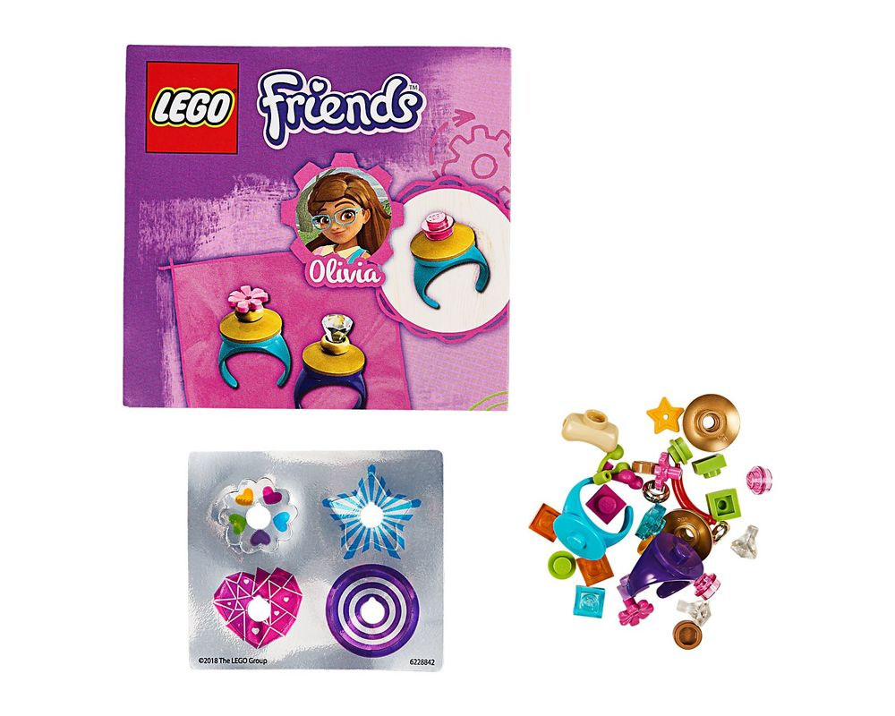 LEGO Set 5005237-1 Friendship Rings