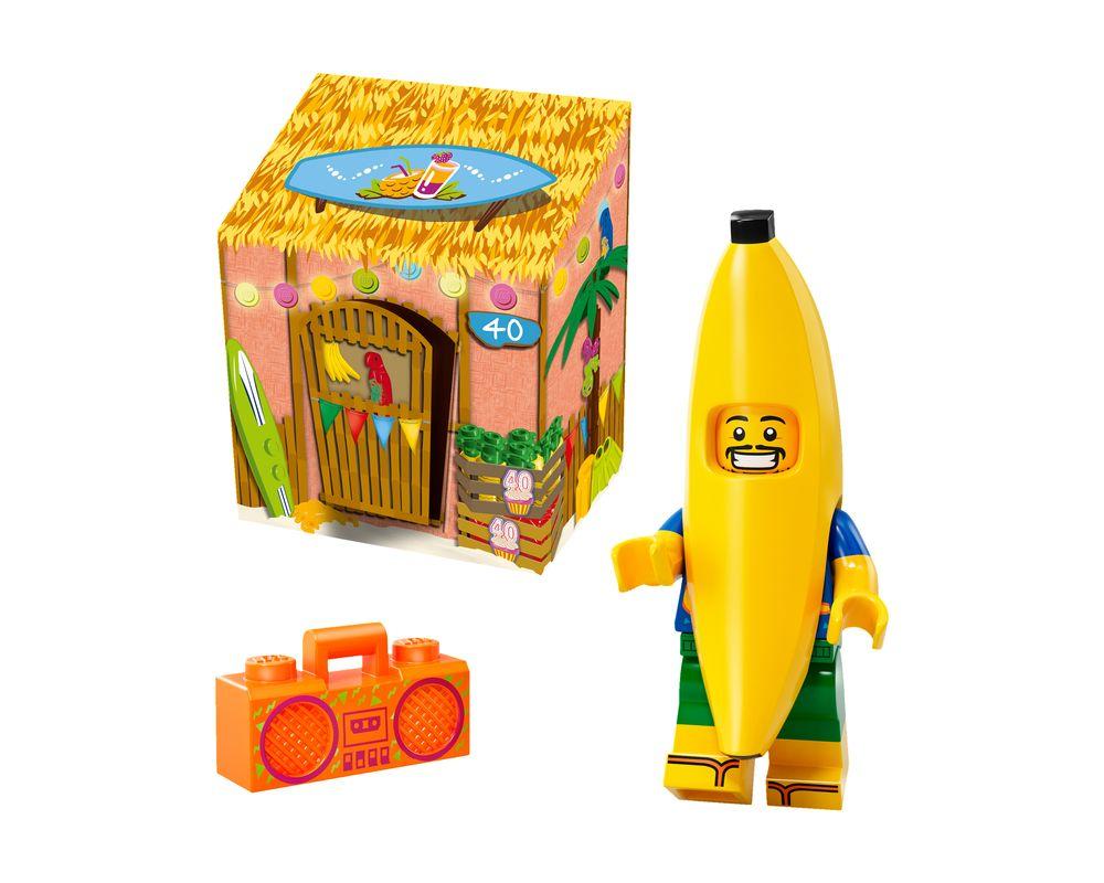 LEGO Set 5005250-1 Party Banana Juice Bar (LEGO - Model)