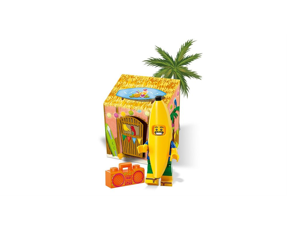 LEGO Set 5005250-1 Party Banana Juice Bar