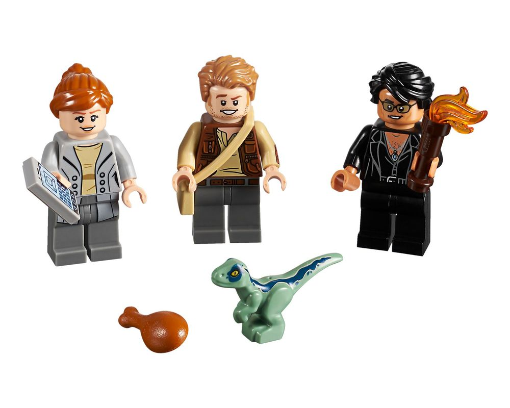 LEGO Set 5005255-1 Collectible Minifigures - Jurassic World (LEGO - Model)