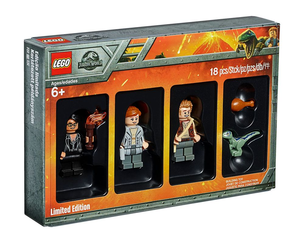 LEGO Set 5005255-1 Collectible Minifigures - Jurassic World