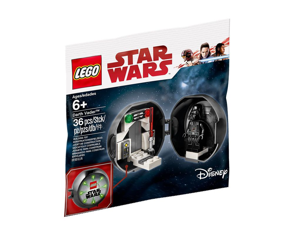 LEGO Set 5005376-1 Star Wars Anniversary Pod
