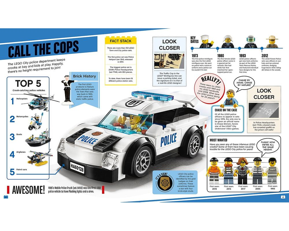 LEGO Set 5005469-1 Absolutely Everything You Need to Know