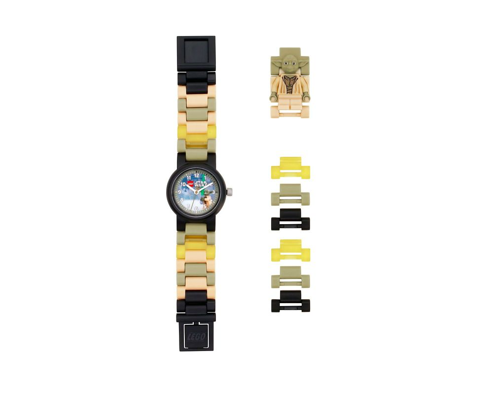 LEGO Set 5005471-1 Yoda Minifigure Link Watch (Model - A-Model)