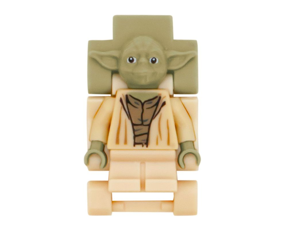 LEGO Set 5005471-1 Yoda Minifigure Link Watch