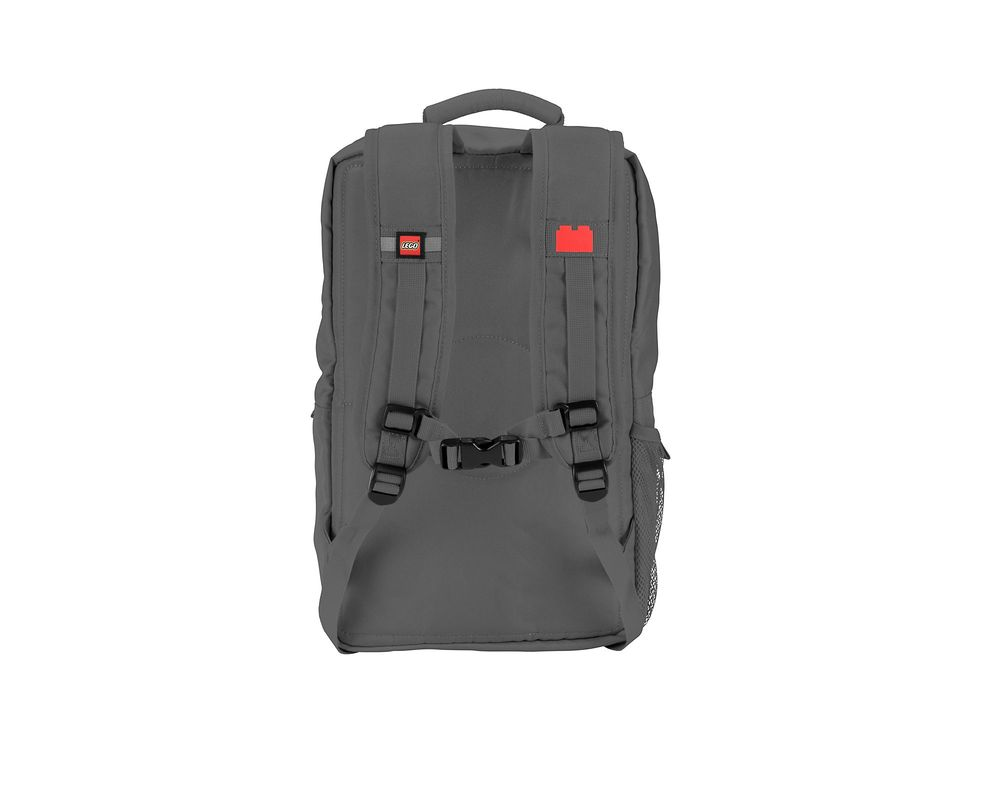 LEGO Set 5005524-1 Brick Backpack (Gray)