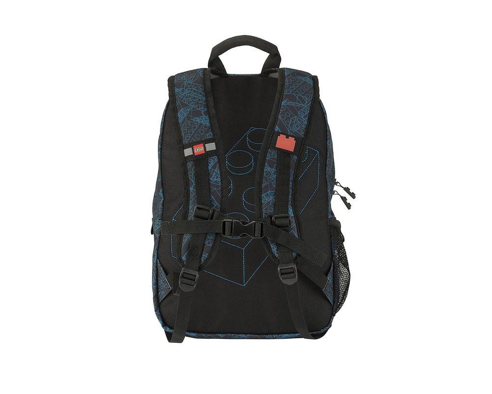 LEGO Set 5005526-1 Blue Print Heritage Classic Backpack