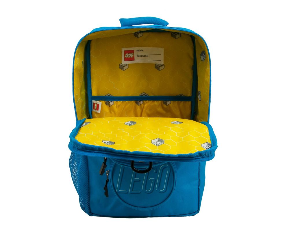 LEGO Set 5005535-1 Brick Backpack (Blue)