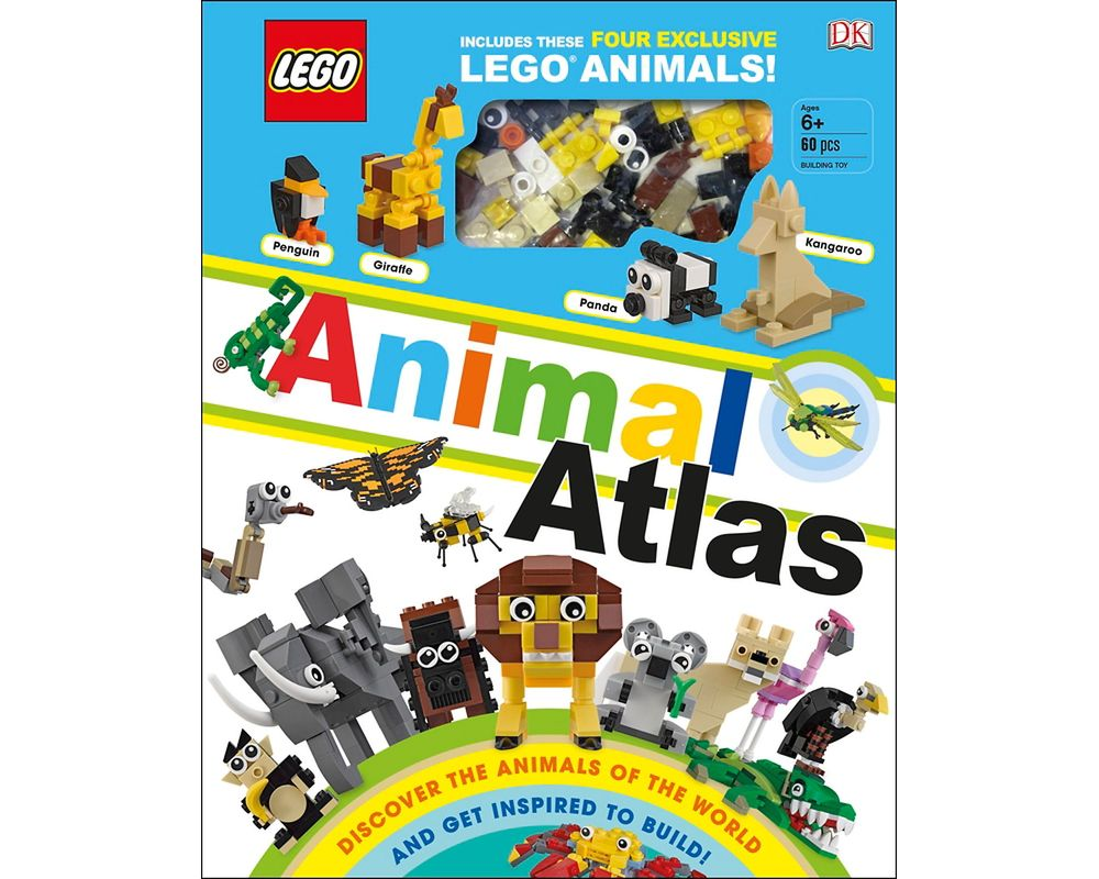LEGO Set 5005666-1 Animal Atlas