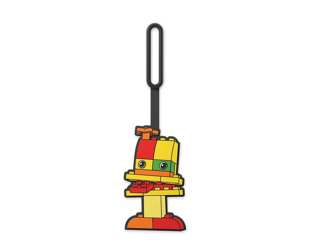 LEGO Set 5005765-1 Bag Tag (The LEGO Movie 2)
