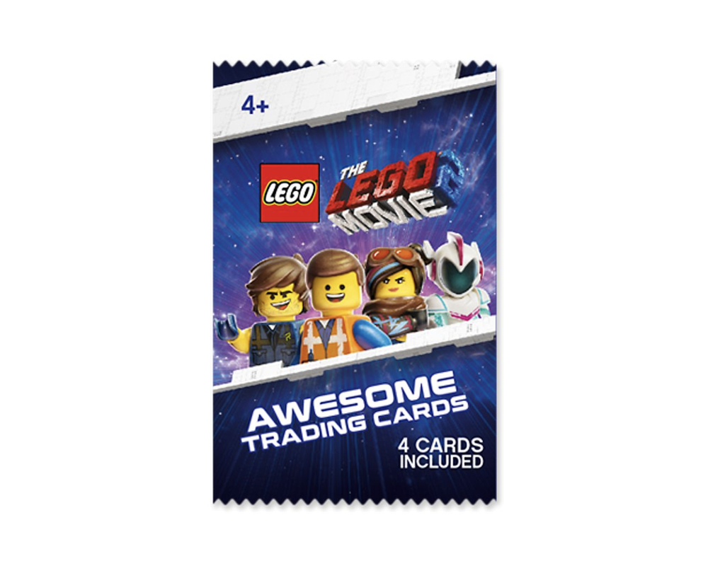 LEGO Set 5005775-1 The LEGO Movie 2 Awesome Trading Cards (Model - A-Model)