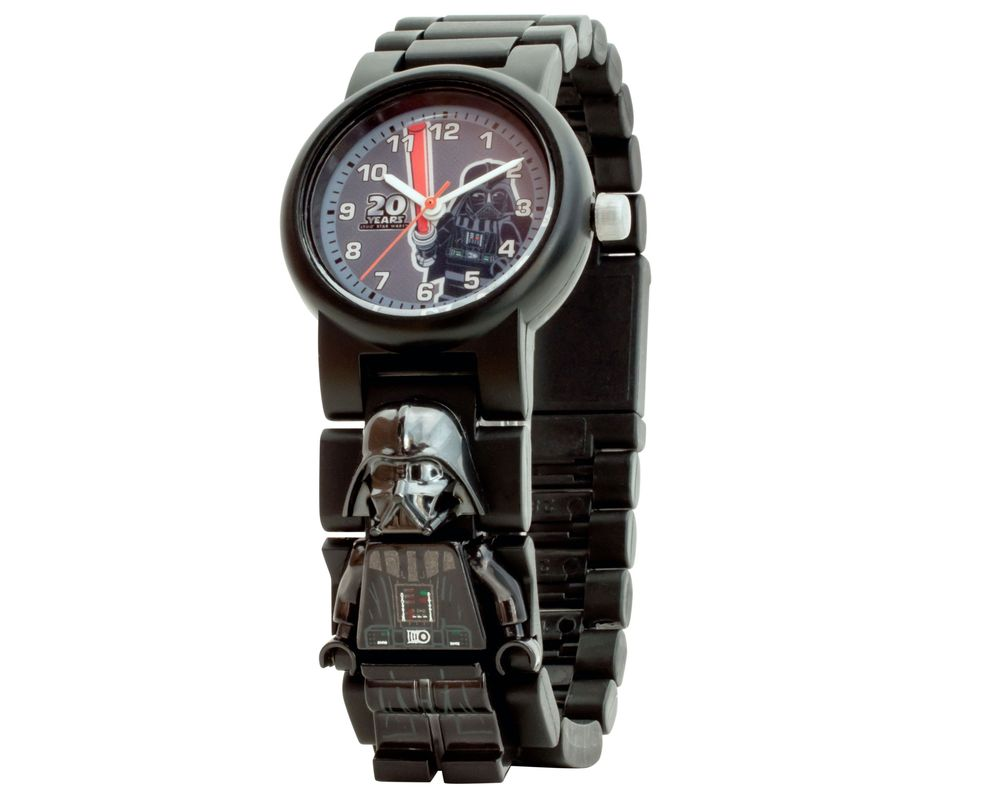 LEGO Set 5005824-1 Darth Vader Minifigure Link Watch: 20th Anniversary (LEGO - Model)