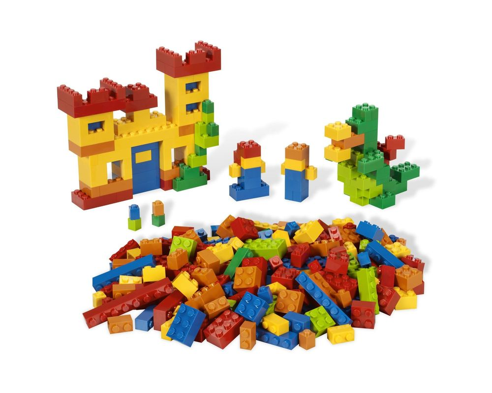 LEGO Set 5529-1 Basic Bricks (Model - A-Model)