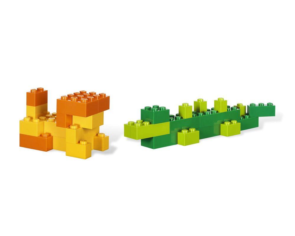 LEGO Set 5529-1 Basic Bricks