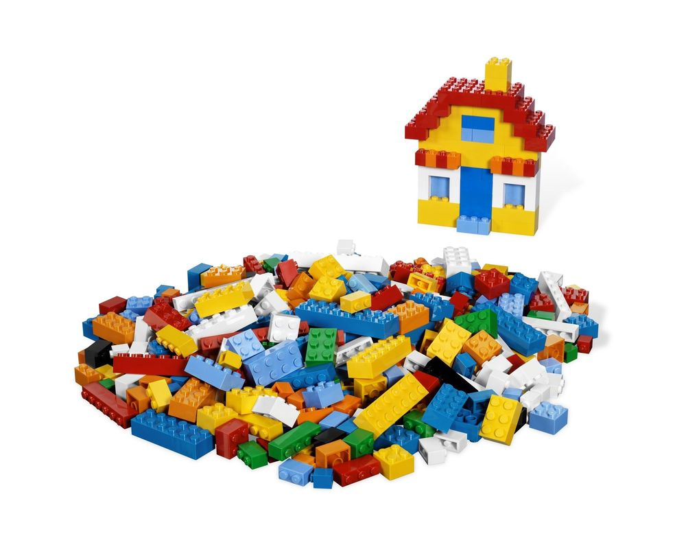 LEGO Set 5623-1 Basic Bricks Large (Model - A-Model)