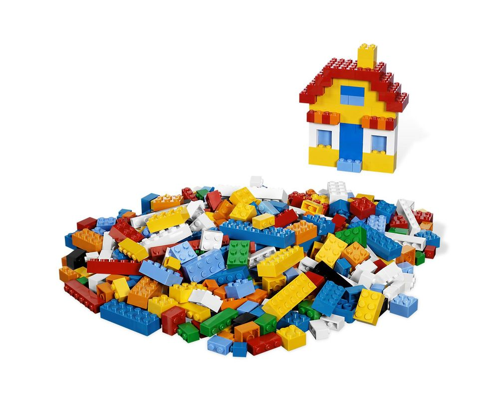 LEGO Set 5623-1 Basic Bricks Large