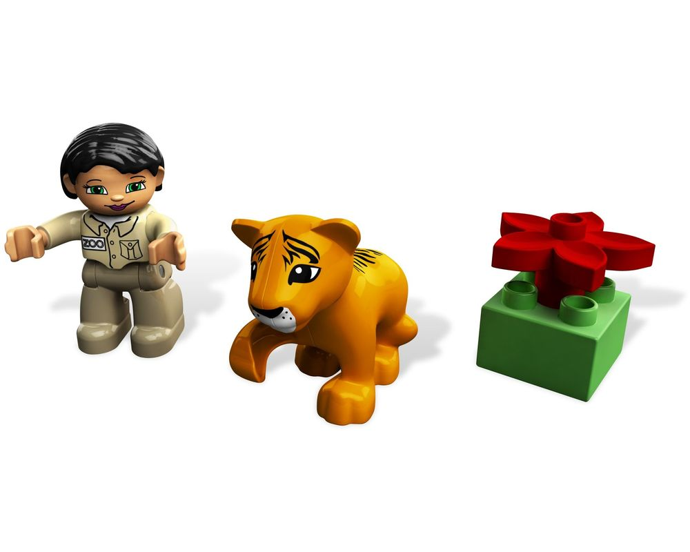 LEGO Set 5632-1 Animal Care (Model - A-Model)