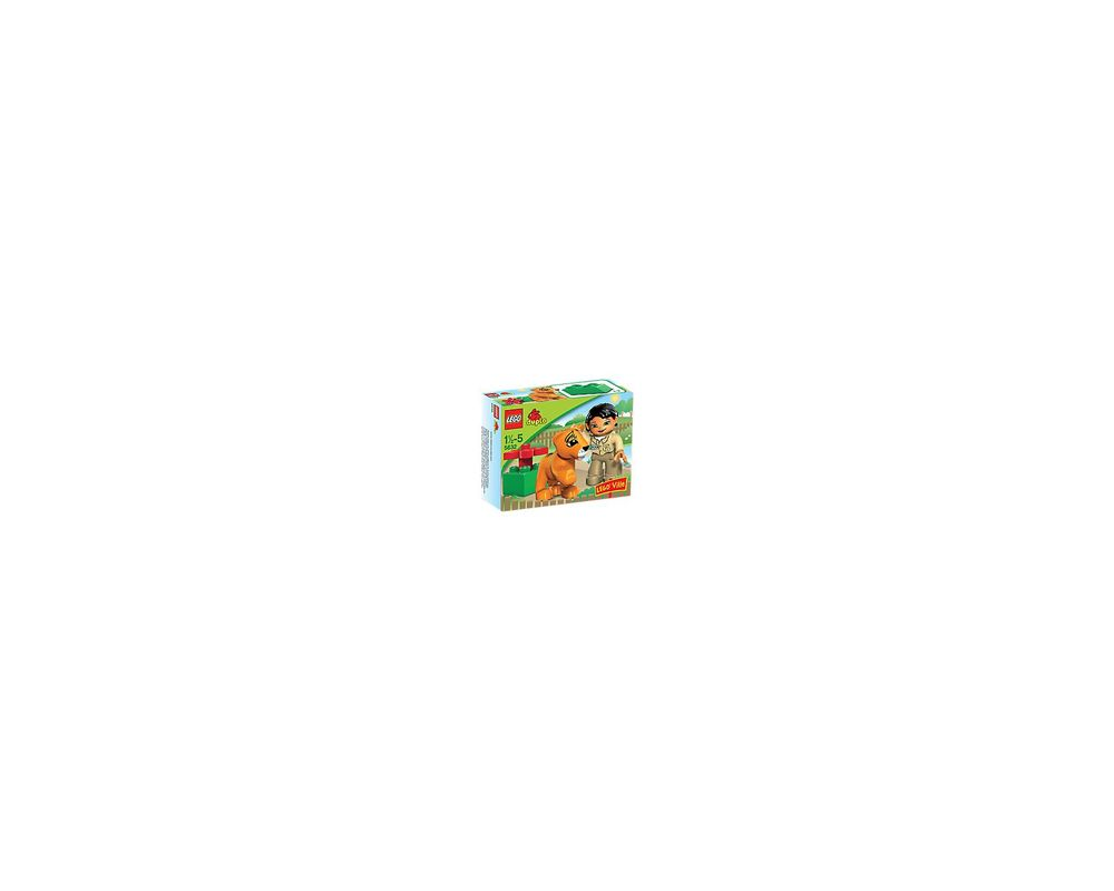 LEGO Set 5632-1 Animal Care