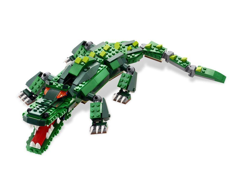 LEGO Set 5868-1 Ferocious Creatures (LEGO - Model)