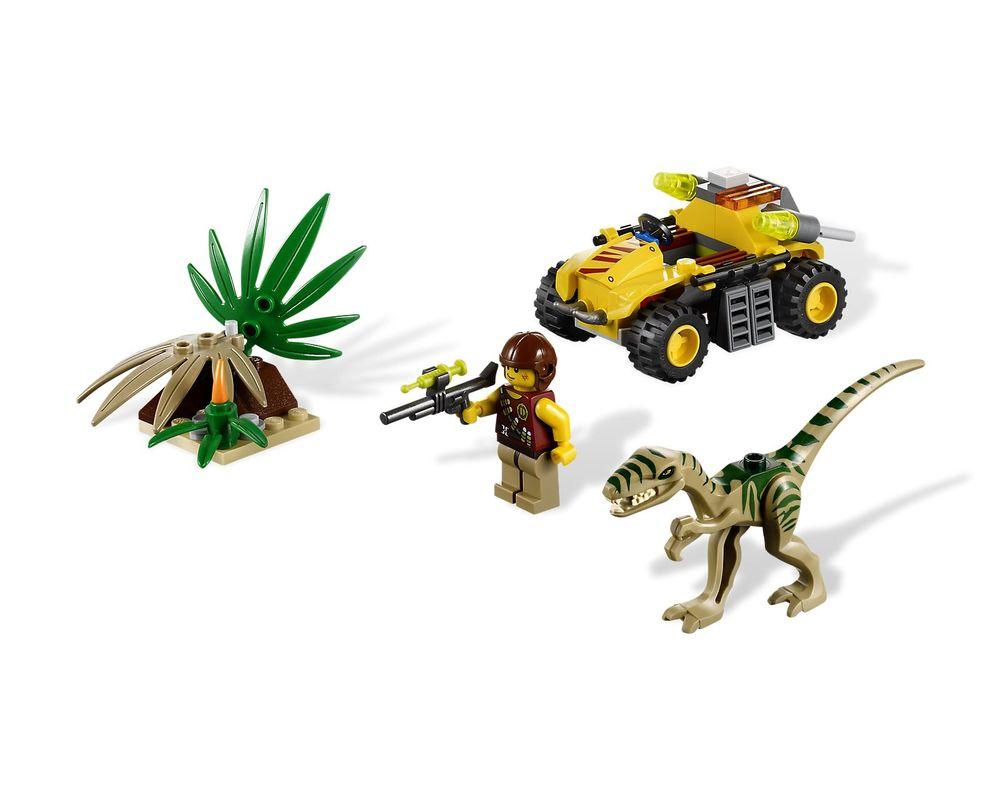 LEGO Set 5882-1 Ambush Attack (Model - A-Model)