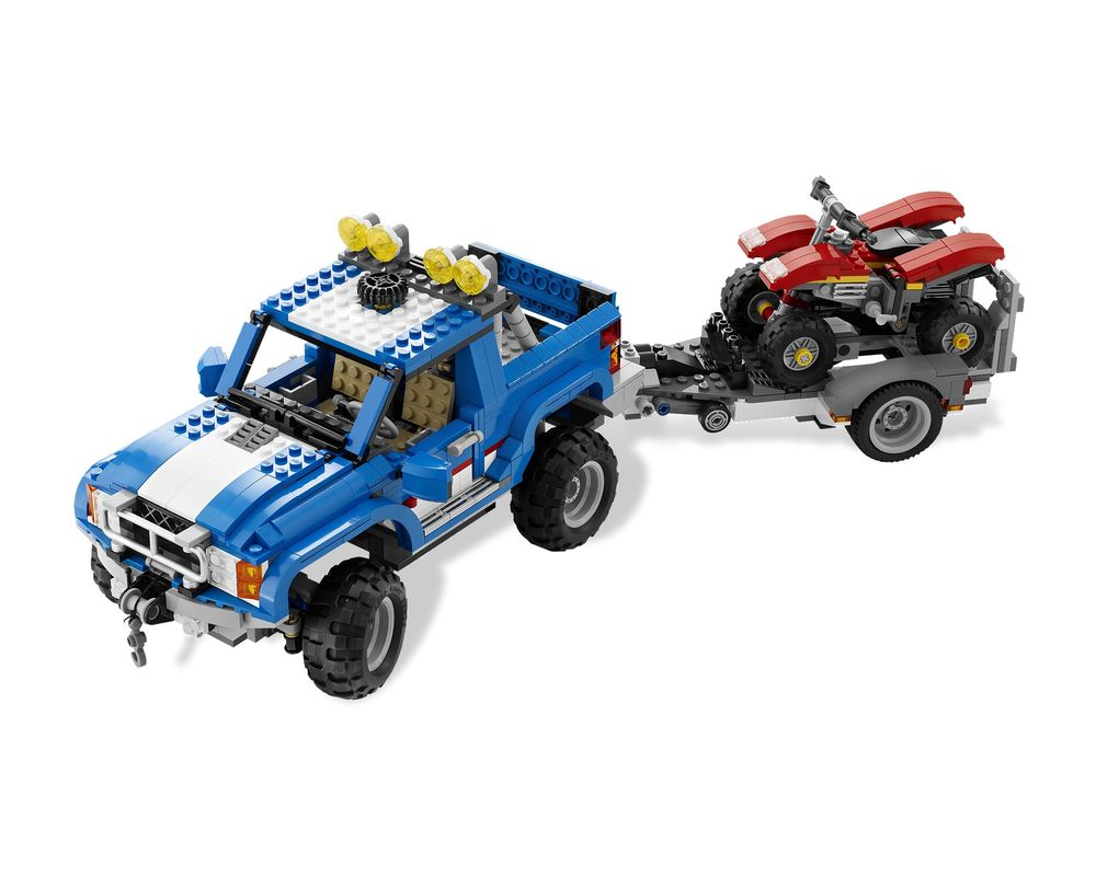 LEGO Set 5893-1 Offroad Power (Model - A-Model)