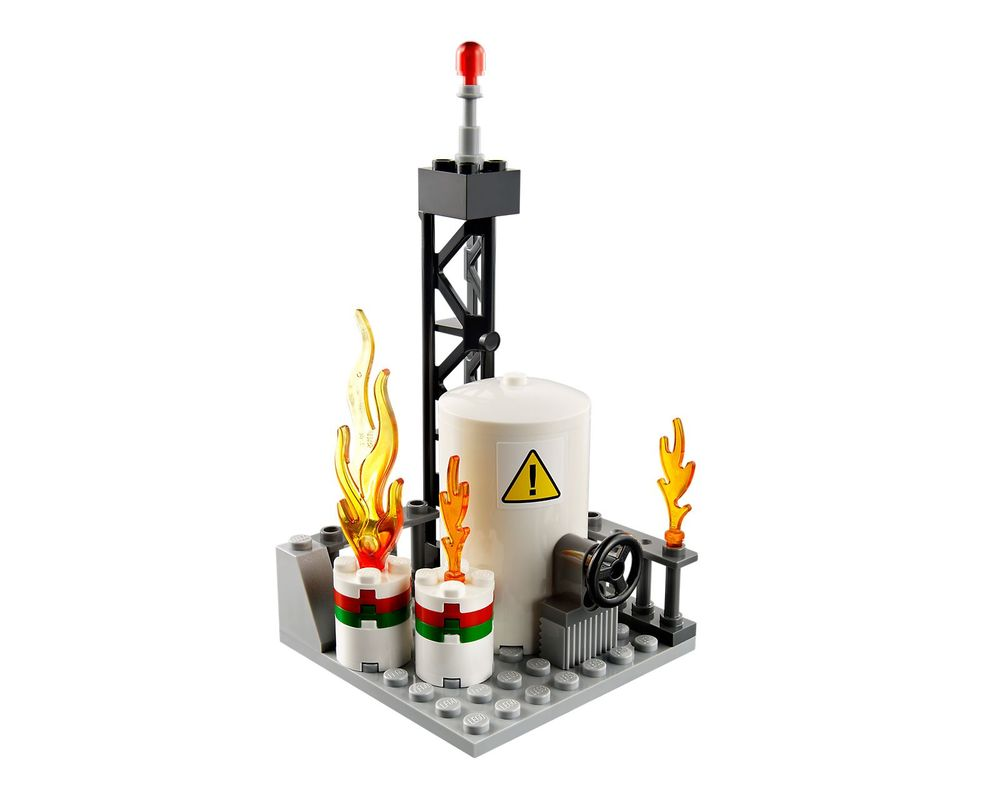 LEGO Set 60010-1 Fire Helicopter